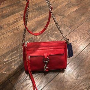 Rebecca Minkoff mini M.A.C crossbody purse